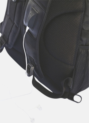 Laptopryggsäck med eget tryck
