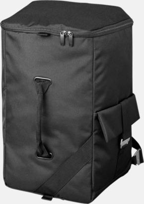 Stor ryggsäck & resväska med reklamtryck