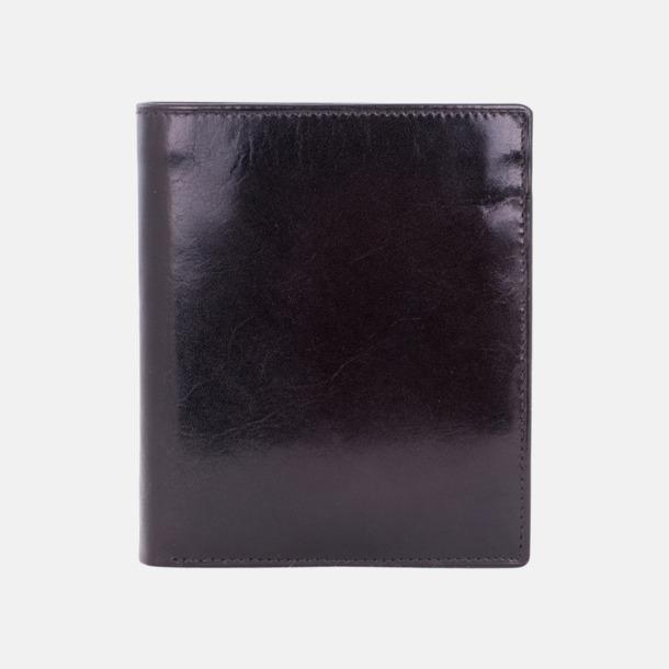 Kvalitetsplånböcker i läder med reklamtryck