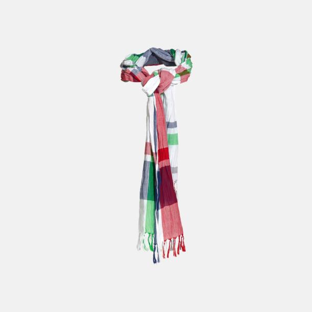 Rutiga halsdukar med egen logga