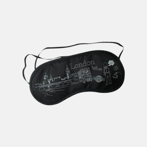 Polyester Sovmask med många valmöjligheter - med reklamtryck