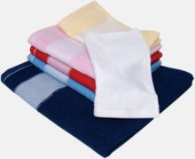Handdukar i flera storlekar - med sublimeringstryck