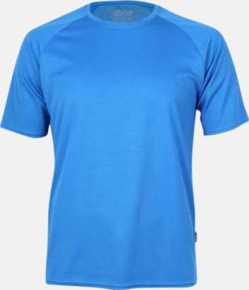 Azur blue Funktioner i alla tänkbara färger - med reklamtryck