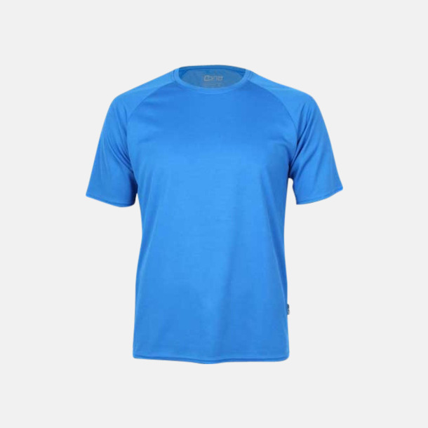 Azure Blue Funktioner i alla tänkbara färger - med reklamtryck