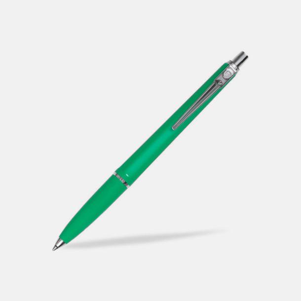 Grön (bläck) Ballografpennor med eget tryck