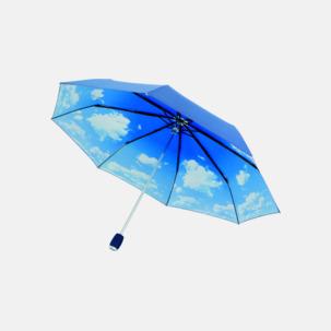 Himmelska kompaktparaplyer med eget tryck
