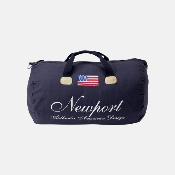 Marinblå Väskor från Newport