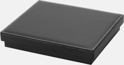 Presentförpackning (svart) Exklusivt presentset från Balmain med reklamtryck