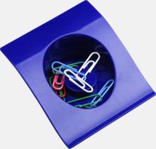 Gemhållare med 10 gem - med reklamtryck