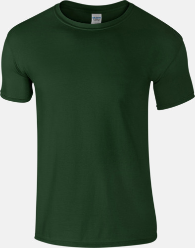 Forest Green Billiga t-shirts med tryck 969b3be9627a0