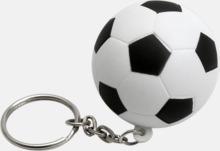 Antistressboll Nyckelring