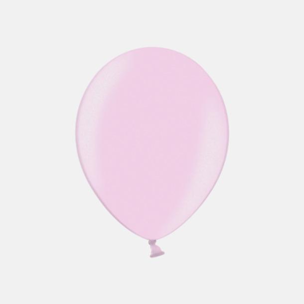 071 Pink (PMS 182 U) Ballonger i unika färger med eget tryck