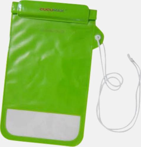 Zipper stor Skyddande mobilficka med eget tryck