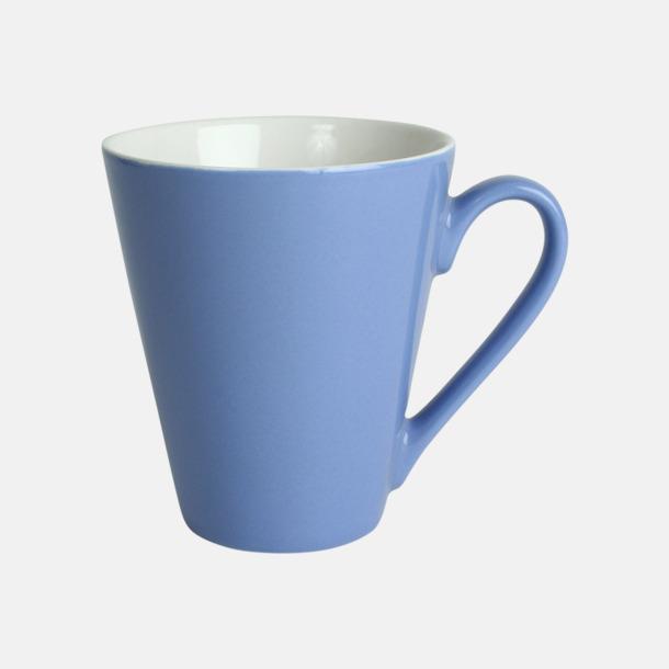 Ljusblå Klassiskt kaffekopp i mångar fina färger