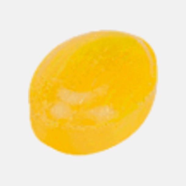 Citron Billiga karameller med tryck för företag