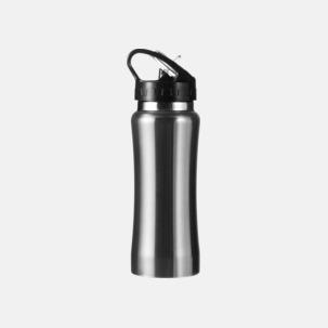 Vattenflaskor med handtag - med reklamtryck