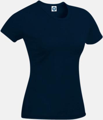 Deep Navy T-shirt i ekologisk bomull