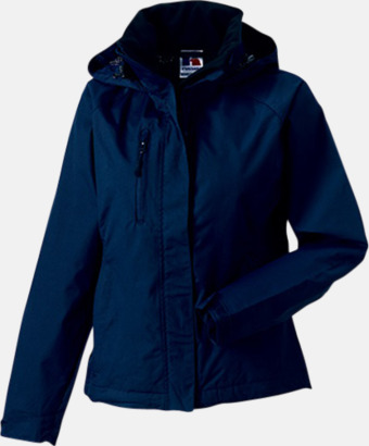 French Navy (dam) Kvalitetsjackor i herr- & dammodell med reklamtryck