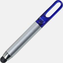 Stylus pennor med hake - med reklamtryck