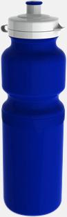 750 ml Vattenflaskor i 4 storlekar med reklamtryck