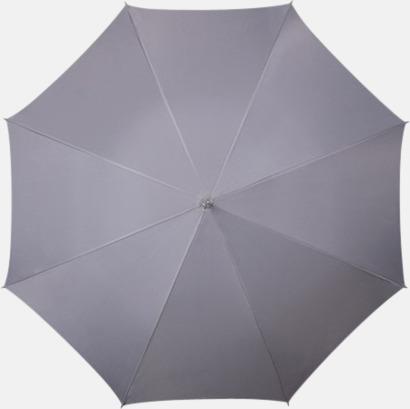 Grå Winchester - Paraplyer med tryck