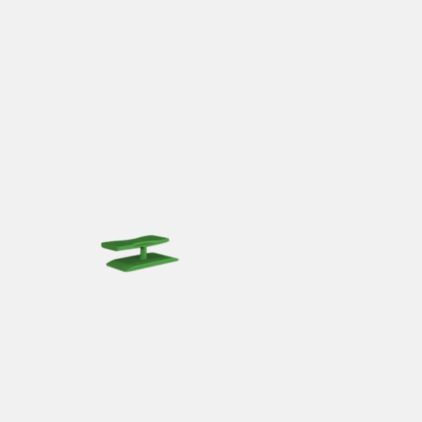 Grön Smart kartonglås med tryck