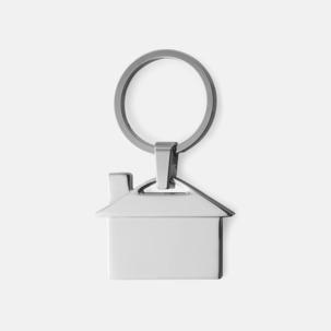 Nyckelringar med reklamgravyr