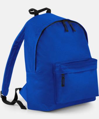 Bright Royal Klassisk ryggsäck i 2 storlekar med eget tryck