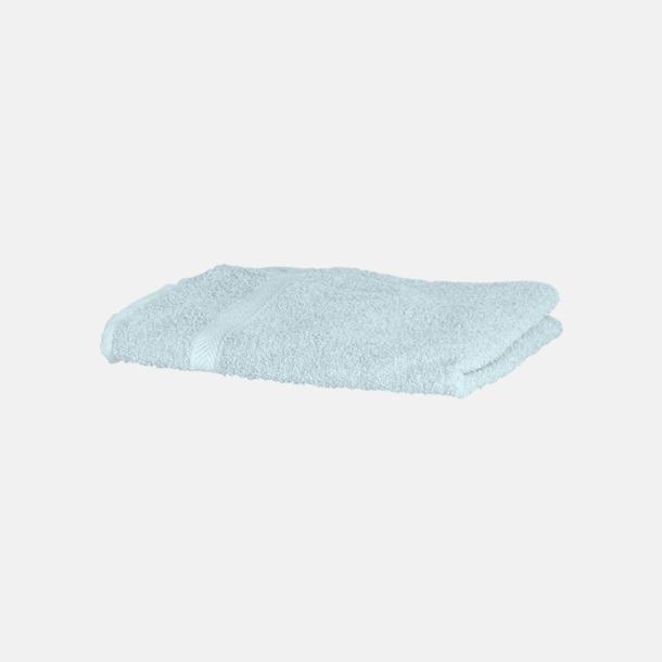 Peppermint Exklusiva handdukar med egen brodyr