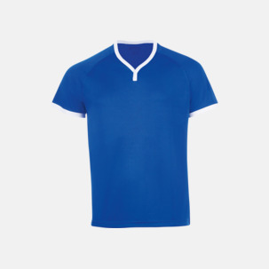 Kortärmade sporttröjor i vuxen- och barnstorlekar med reklamtryck