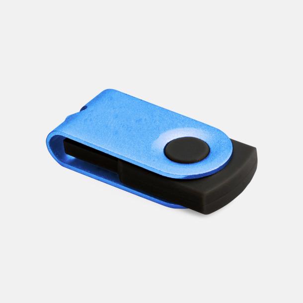 Blå Små usb-minnen