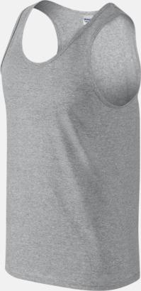 Bomullslinnen i herr- och dammodell med reklamtryck