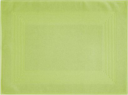 Meadowgreen Fina och färggranna handduksmattor med egen brodyr
