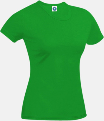 Kelly Green T-shirt i ekologisk bomull