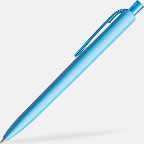 Cyan Blue (matt) Funktionella Prodirpennor med reklamtryck