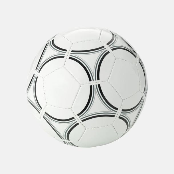 Retro Designade fotbollar med reklamtryck