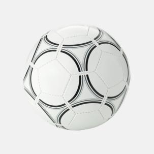 Designade fotbollar med reklamtryck