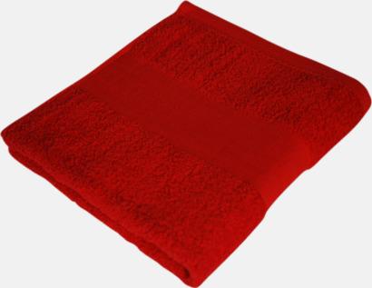 Paprika Red Billiga handdukshandskar med brodyr