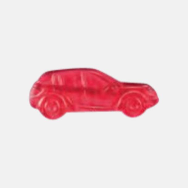 Bil Fruktgelé i flow-pack med reklamtryck