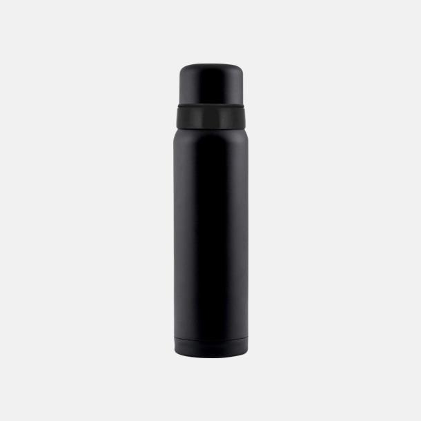 Svart (matt) 1 liter termos från Vildmark