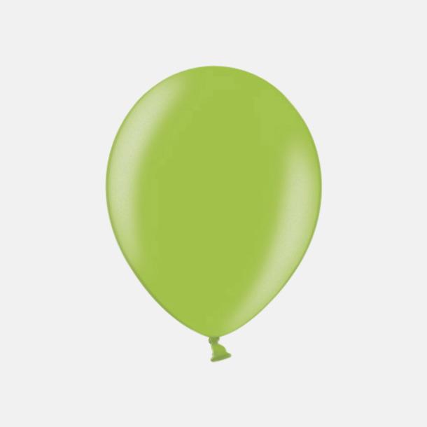 083 Lime Green (PMS 316 U) Ballonger i unika färger med eget tryck