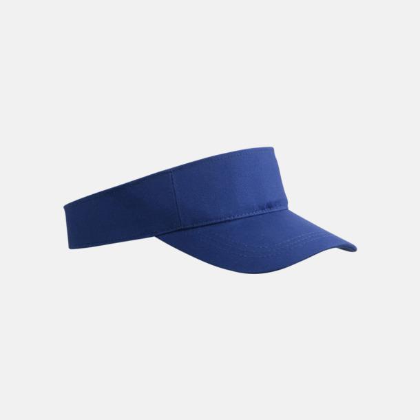 Royal Fashion - Enkel solskärm i bomull med tryck eller brodyr