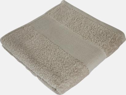 Sand Billiga handdukshandskar med brodyr