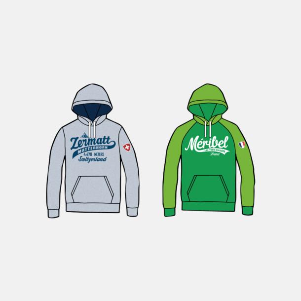 Modell: Hood Skräddarsydda tröjor i egen design
