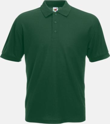 Bootle Green Pikétröjor med reklamtryck eller brodyr