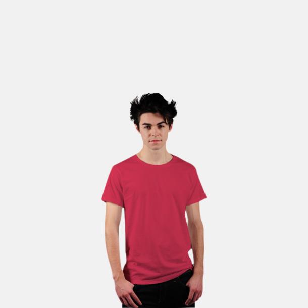 Teaberry Eko t-shirts i Fairtrade-bomull med reklamtryck