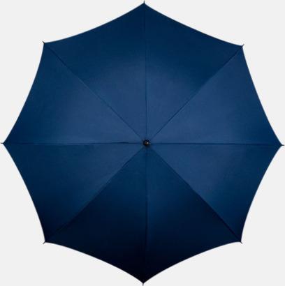 Marinblå Winchester - Paraplyer med tryck