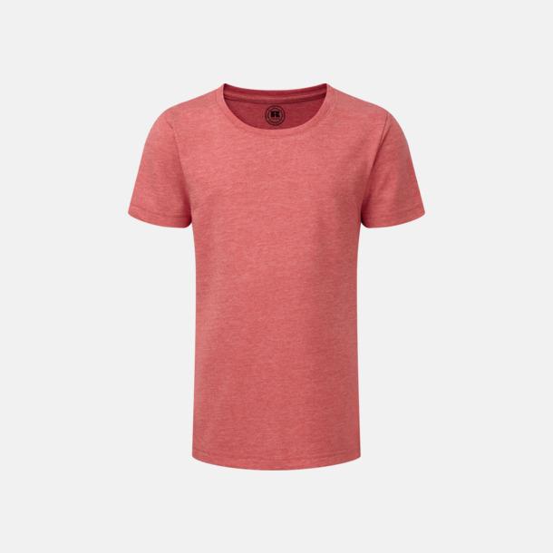 Red Marl (flicka) Barn t-shirts i u- och v-hals med reklamtryck