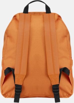 Stilren och klassisk ryggsäck med reklamtryck
