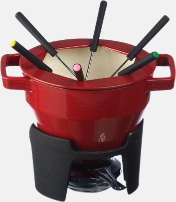 1,9 liters gjutjärnsgryta för fondue från Pyrex